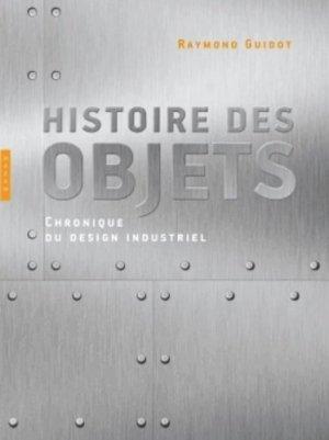 Histoire des objets - hazan - 9782754104067 -
