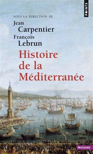 Histoire de la Méditerranée - points - 9782757869789 -