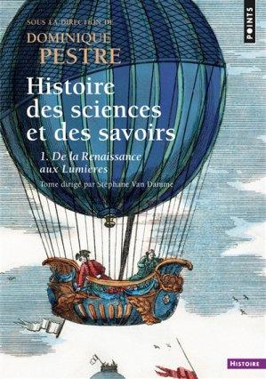 Histoire des sciences et des savoirs - points - 9782757879771 -