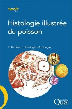 Histologie illustrée du poisson - quae  - 9782759208630 -