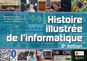 Histoire illustrée de l'informatique - EDP Sciences - 9782759823758 -