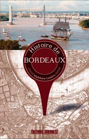 Histoire de bordeaux-sud ouest-9782817705002