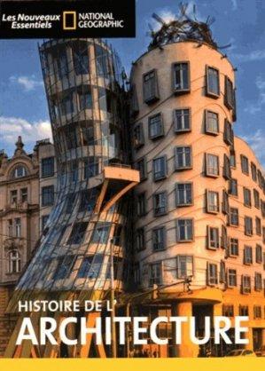 Histoire de l'architecture - national geographic - 9782822900898 -