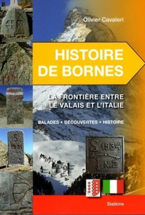 Histoire de bornes - slatkine - 9782832109304 -