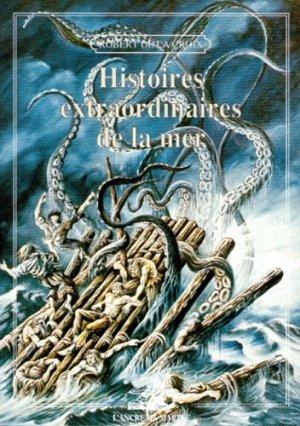 Histoires extraordinaires de la mer - ancre de marine - 9782841411023 -