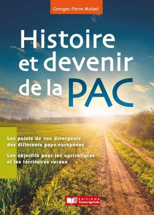 Histoire et devenir de la PAC - france agricole - 9782855576367 -