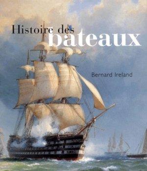 Histoire des bateaux - Soline - 9782876774001 -