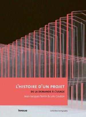 Histoire d'un projet - infolio - 9782884748414 -