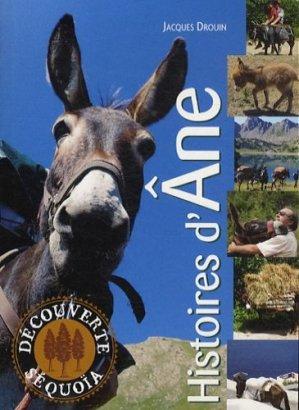 Histoires d'âne - sequoïa - 9782915612608 -