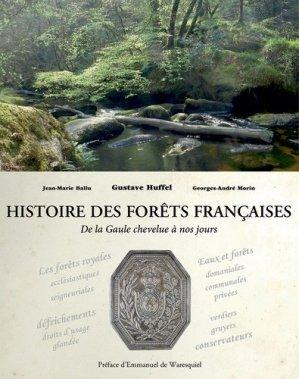 Histoire des Forêts Françaises - idf - 9782916525563 -