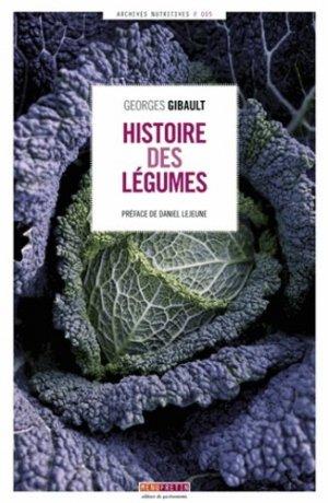 Histoire des légumes - menu fretin - 9782917008805 -