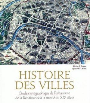 Histoire des villes - White Star - 9788832911749 -