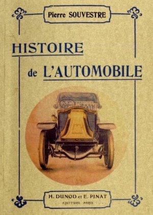 Histoire de l'automobile - maxtor - 9791020801180 -