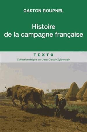 Histoire de la campagne française - tallandier - 9791021023567 -