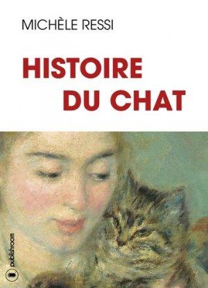 Histoire du chat - Publishroom Factory - 9791023606010 -