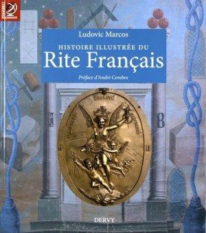 Histoire illustrée du Rite Français - Dervy - 9791024201641 -