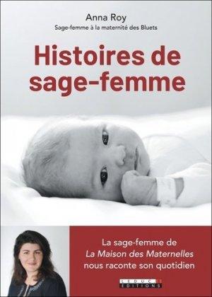 Histoires de sage-femme - leduc - 9791028517076 -