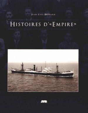 Histoires d'Empire - JYB-Aventures - 9791090083110 -