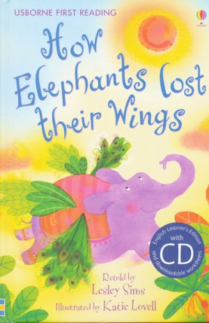 How elephants lost their wings - usborne - 9781409533306 -