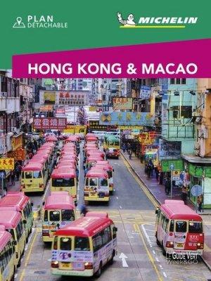 Hong-Kong et Macao. Edition 2020. Avec 1 Plan détachable - Michelin Editions des Voyages - 9782067245075 -