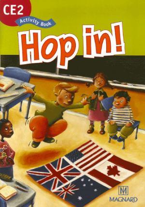 Hop in ! CE2 - Magnard - 9782210602106 -