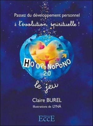 Ho'oponopono 2.0 : passez du développement personnel à l'évolution spirituelle ! : le jeu - ecce - 9782351953136 -