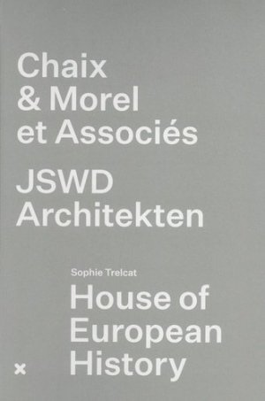 House of European History - hyx - 9782373820096 - majbook ème édition, majbook 1ère édition, livre ecn major, livre ecn, fiche ecn