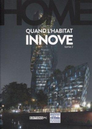 Home : quand l'habitat innove - pc editions - 9782378190002 -