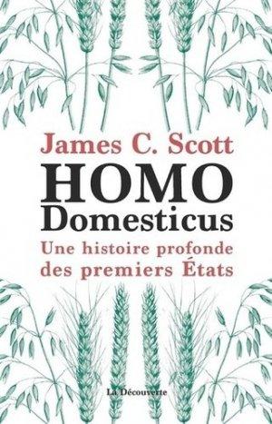 Homo domesticus - La Découverte - 9782707199232 -