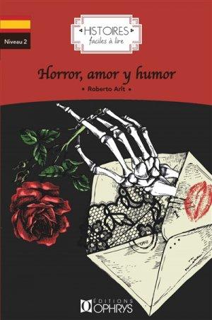horror, Amor y Humor - ophrys - 9782708015395