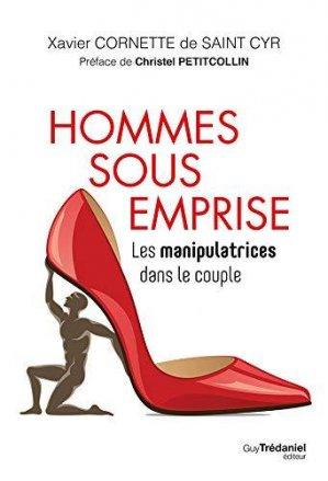 Hommes sous emprise - guy tredaniel editions - 9782813222442 -