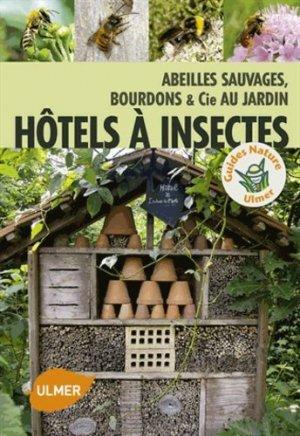 Hôtel à insectes - ulmer - 9782841387540 -
