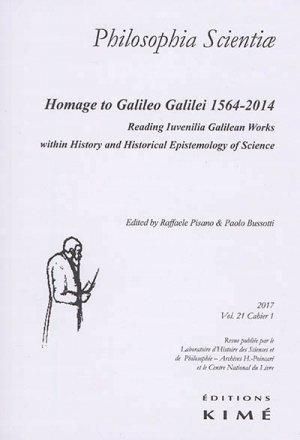 Homage to Galileo Galilei : 1564-2014 - kime - 9782841748013 -