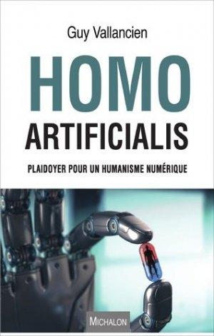 Homo Artificialis - michalon - 9782841868513 -