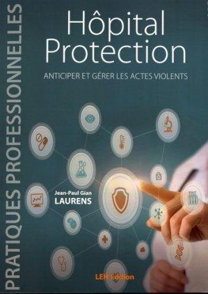 Hôpital Protection - les etudes hospitalieres - 9782848747668 -