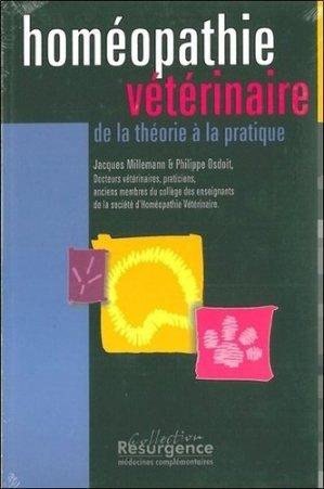 Homéopathie vétérinaire - marco pietteur - 9782872110698 -