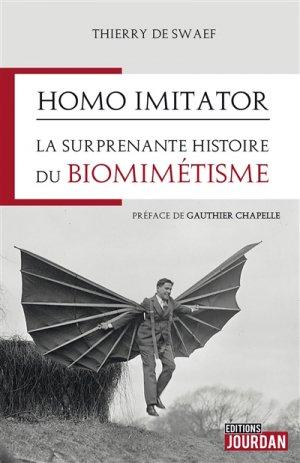 Homo imitator - jourdan  - 9782874665059 -