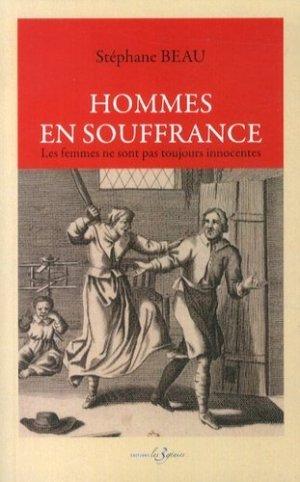 Hommes en souffrance - Editions Les 3 génies - 9782917952139 -