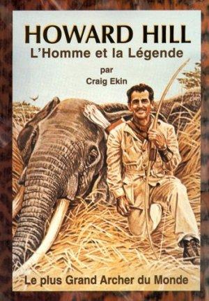 Howard hill l'homme et la legende - crepin leblond - 9782951496811 -