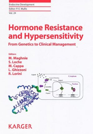 Hormone Resistance and Hypersensitivity - karger  - 9783318022674 -