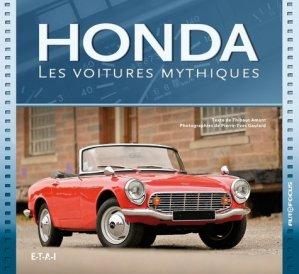 Honda. Les voitures mythiques - etai - editions techniques pour l'automobile et l'industrie - 9791028300128 - https://fr.calameo.com/read/005884018512581343cc0