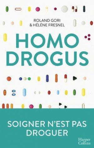 Homo Drogus - harpercollins - 9791033903093 -