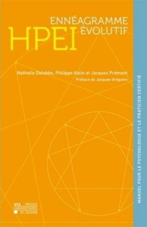 HPEI Ennéagramme évolutif - presses universitaires de louvain - 9782875580375 -