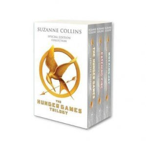 Hunger Games Trilogy - 10th Anniversary Boxset - scholastic - 9781338323641 -