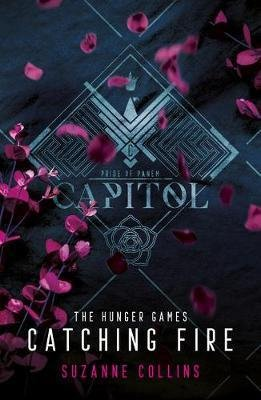 HUNGER GAMES TRILOGY Book 2 : Catching Fire - scholastic - 9781407188911 -