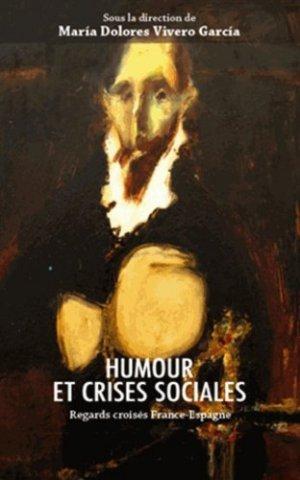 Humour et crises sociales - l'harmattan - 9782296565579 -