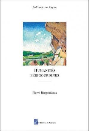 Humanités périgourdines - Les Editions du Ruisseau - 9782491992057 -