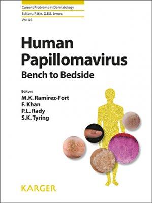 Human Papillomavirus - karger - 9783318025262 -