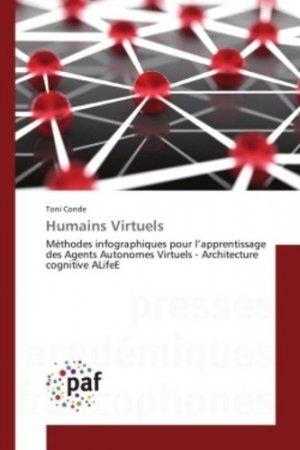 Humains virtuels - Editions universitaires européennes - 9783841626905 -