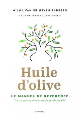 Huile d'olive - lannoo - 9789401457743 -